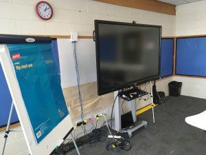 View of NHT Training Room
