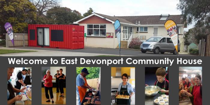 A collection of Images from East Devonport Community House