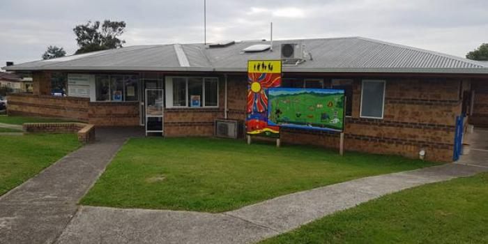 Image of the outside of Ulverstone Neighbourhood House